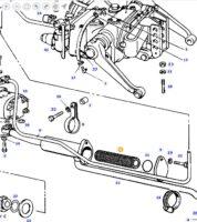 Filtre hydraulique 72093722